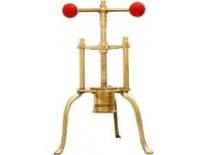 Brass Idiyappam Maker / Shevga Press