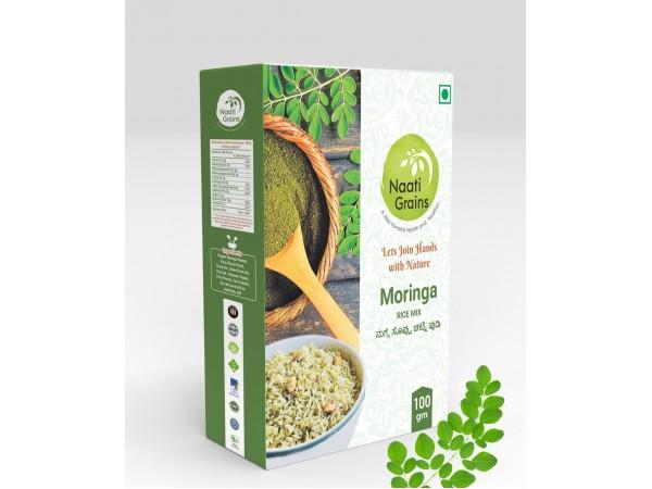 Rice Powder (Paruppu / Moringa Sadha Podi)