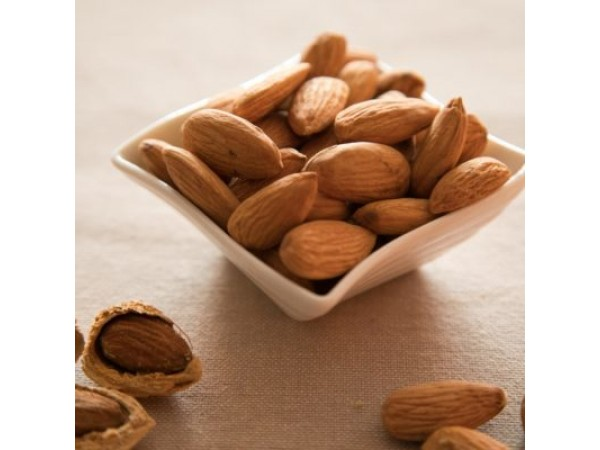 Almonds Raw (California) - 250grams