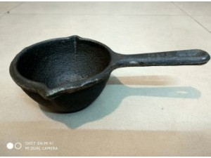 Cast Iron Karandi (Tadka Pan)