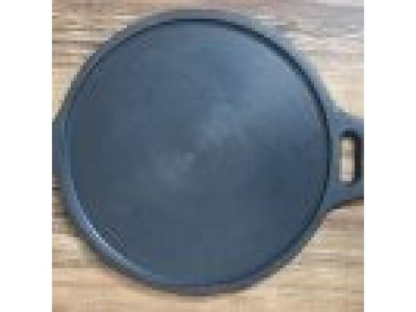 Cast Iron dosa tawa 12 inch