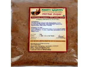 Herbal Jaggery Powder (Herbal Tea) 500grm