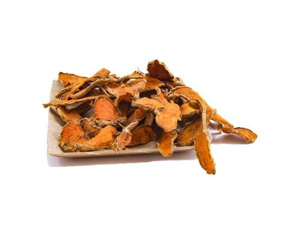 Lakadong Dried Turmeric Slices