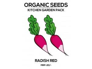 Radish Red Seeds