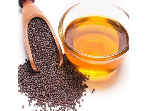 Wood pressed Mustard Oil